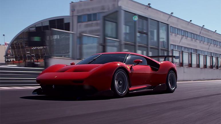 フェラーリ、4年を費やしたワンオフモデル「P80/C」を初披露