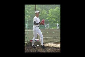 【2018年ドラフト注目選手】大阪桐蔭高・横川凱の投球フォーム