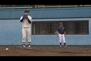 【2018年ドラフト注目選手】東洋大・上茶谷大河の投球フォーム