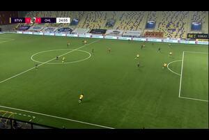 【ベルギーリーグ】第20節 シント・トラウデンVV vs OHルーヴェン ハイライト