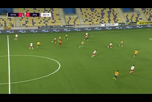 ベルギーリーグ第10節シント・トラウデンVVvsスタンダール・リエージュのハイライト動画です。<br /> 試合詳細:https://soccer.yahoo.co.jp/ws/game/top/20112310