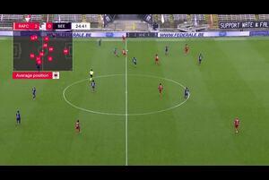 ベルギーリーグ第10節アントワープvsベールスホットVAのハイライト動画です。<br /> 試合詳細:https://soccer.yahoo.co.jp/ws/game/top/20112304