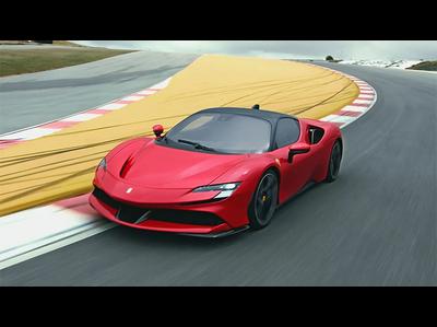 フェラーリ、プラグインハイブリッドスポーツ「SF90ストラダーレ」を発表(公式プロモーションビデオ)