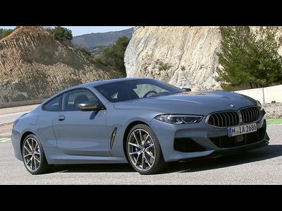 BMW、新型8シリーズクーペ初披露(公式プロモーションビデオ)