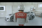 アウディ、電動高性能スポーツカー「PB18 e-tronコンセプト」を初披露(公式プロモーションビデオ)