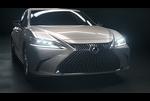 レクサス、新型ESを世界初披露 2018年秋に国内でも発売(公式プロモーションビデオ)