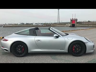 【動画】ポルシェ 911 タルガ 4 GTS&911 カレラ(2018年06月13日)