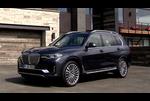 独BMW、最上級SUV新型「X7」の詳細を発表(公式プロモーションビデオ)