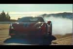 最新跳ね馬の快音轟く フェラーリ488ピスタ公式映像(公式プロモーションビデオ)