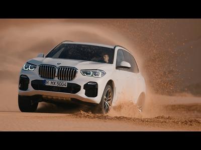 BMW、4代目となる新型X5を公開(公式プロモーションビデオ)