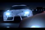 トヨタ GR スープラ レーシングコンセプト(公式PV)