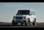 メルセデスAMG、新型Gクラス最強モデル「G63」をワールドプレミア(公式プロモーションビデオ)