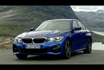 BMW、新型3シリーズをフルモデルチェンジ(公式プロモーションビデオ)
