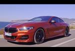 BMW 8シリーズクーペ、11月に本国で発売(公式プロモーションビデオ)