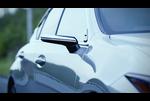 レクサス、デジタル式のドアミラーを世界で初めて量産車に採用(公式プロモーションビデオ)