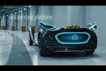 メルセデスがボディ形状を用途に応じて変更できるコンセプトカーを発表(公式プロモーションビデオ)