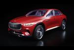 メルセデス-マイバッハ、超高級クロスオーバーのコンセプトカーを世界初披露(公式プロモーションビデオ)