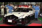 日産、R35 GT-Rのパトカーを栃木県警に納入(公式プロモーションビデオ)
