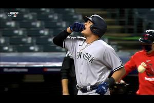 【MLB】4回表 ウルシェラの逆転のグランドスラム!! 10/1 インディアンスvs.ヤンキース