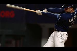 【MLB】7回裏 キアマイアーの同点ホームラン!! 10/25 レイズvs.ドジャース