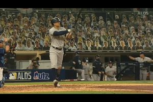 【MLB】9回表 スタントンのグランドスラム!! 10/6 レイズvs.ヤンキース