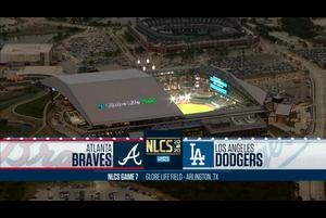 【MLB】ドジャースvs.ブレーブス 10/19 ダイジェスト