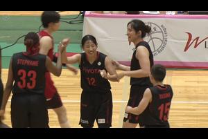 【女子バスケ Wリーグ】楽しみながら勝つ!トヨタ自動車の神髄に迫る