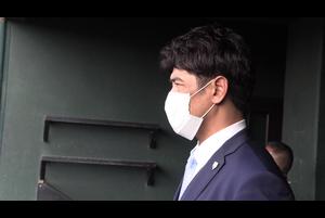 侍ジャパントップチームの首脳陣による春季キャンプ視察がスタート。3日(水)は沖縄県で行われている北海道日本ハムファイターズ、東北楽天ゴールデンイーグルスのキャンプを訪問しました。<br /> <br /> ↓YouTubeチャンネル登録はこちら<br /> http://www.youtube.com/channel/UCMDvzyLEZqvm4xwLuZRzTGg?sub_confirmation=1<br /> <br /> 侍ジャパン公式SNSアカウント<br /> Twitter: https://twitter.com/samuraijapan_pr<br /> Instagram: https://www.instagram.com/samuraijapan_official/<br /> Facebook: https://www.facebook.com/samuraijapan.official<br /> <br /> 侍ジャパンオフィシャルサイト<br /> https://www.japan-baseball.jp/