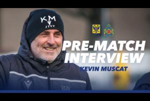 【シント=トロイデンVV】ケヴィン・マスカット監督 試合前インタビュー(第14節ベフェレン戦)