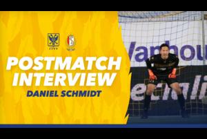 【シント=トロイデンVV】GK シュミット ダニエル 選手インタビュー(第10節 スタンダール・リエージュ)