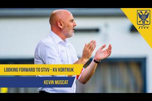 【シント=トロイデンVV】ケヴィン・マスカット監督試合前日インタビュー (第8節 コルトレイク戦)