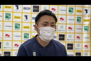 【宇都宮ブレックス】2021/01/24(日) 千葉戦 #31 喜多川選手会見
