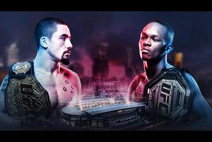 【UFC】今季最大のイベント! ウィテカー対アデサニヤ、地元でミドル級頂上決戦