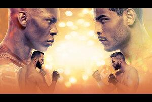 【UFC】9月27日開催! UFC 253でイズラエル・アデサニヤがミドル級王座防衛戦!
