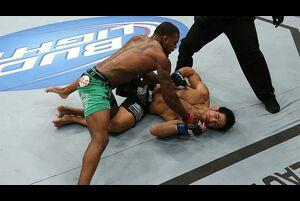 【UFC】ダニー・カスティーリョを撃破したマイケル・ジョンソンの華麗なるノックアウト