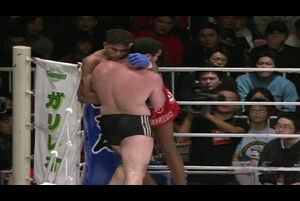 【UFC】PRIDE時代のアリスター・オーフレイム! フィニッシュシーンを大特集!