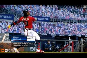 【SPOZONE MLB】<br /> MLB公式サイトで今シーズンの特大ホームラン集が公開されました。