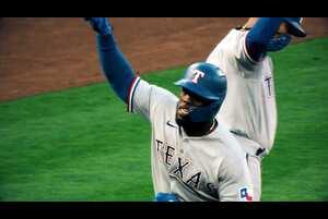 【MLB】ア・リーグ第4週の週間最優秀選手はアドリス・ガルシア(レンジャーズ)4.28