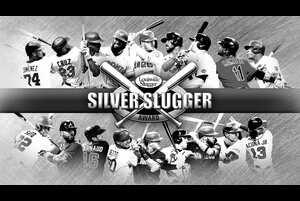 【MLB】シルバースラッガー賞の受賞者決定!!トラウトが史上初の快挙 11.6