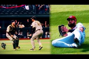 【SPOZONE MLB】<br /> 日本時間10日に行われたメジャーリーグの試合の中からトッププレイを集めた映像です。