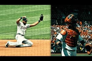 【SPOZONE MLB】<br /> 日本時間12日に行われた試合の中から今日のファインプレイを集めた映像集です。