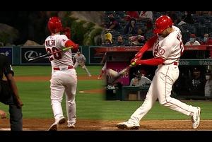 【MLB】ジャレッド・ウォルシュ サヨナラ弾含む1試合2本塁打!! vs.ホワイトソックス 4.5