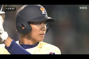 【センバツプレイバック】2018(第90回)3回戦 星稜(石川)- 近江(滋賀)