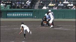 【センバツ高校野球】具志川商 - 福岡大大濠 - ダイジェスト
