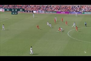 J1リーグ第11節 清水vs.湘南。前半35分、清水・鈴木唯人のシュートシーンです。<br /> 試合詳細:https://soccer.yahoo.co.jp/jleague/category/j1/game/2021042501/summary