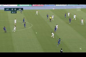 J2リーグ第11節 水戸vs.長崎。前半35分、水戸・奥田晃也のゴールシーンです。<br /> 試合詳細:https://soccer.yahoo.co.jp/jleague/category/j2/game/2021050203/summary