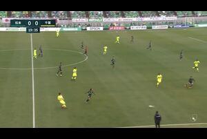 J2リーグ第4節 松本vs.千葉。前半20分、千葉・高橋壱晟のゴールシーンです。<br /> 試合詳細:https://soccer.yahoo.co.jp/jleague/category/j2/game/2021032114/summary