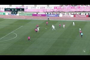 J1リーグ第1節 C大阪vs.柏。前半34分、柏・上島拓巳の退場シーンです。<br /> 試合詳細:https://soccer.yahoo.co.jp/jleague/category/j1/game/2021022707/summary