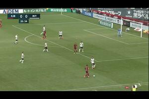 J1リーグ第6節 札幌vs.神戸。前半28分、神戸・酒井高徳のディフェンスシーンです。<br /> 試合詳細:https://soccer.yahoo.co.jp/jleague/category/j1/game/2021032001/summary