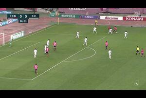 J1リーグ第5節 C大阪vs.大分。後半42分、C大阪・坂元達裕のゴールシーンです。<br /> 試合詳細:https://soccer.yahoo.co.jp/jleague/category/j1/game/2021031709/summary